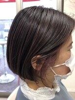 コレットヘア(Colette hair)smoke pink