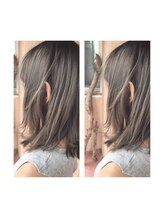 ヘアーソフィス(Hair Sophis)グレージュ