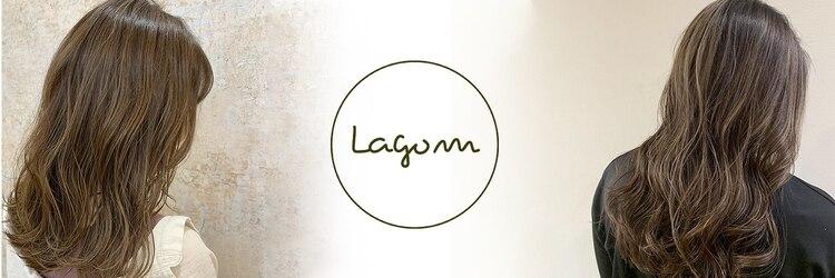ラゴム(Lagom)のサロンヘッダー
