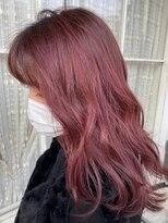 クラシコ ヘアー(CLASSICO hair)ローズピンク