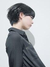 ザ コード(THE.KORD)【THE.KORD】COLONY 小顔×ワンサイドショート