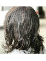 グロウ ヘアデザイン(Grow HAIR DESIGN)#デザインカラー