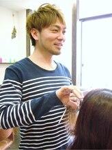 ヘアメイク ソラーレ(Hair Make SOLARE)綿谷 崇