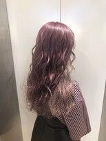 ヘアサロン ドット トウキョウ カラー 町田店(hair salon dot. tokyo color)【strawberry milk】ダブルカラーカラーリスト田中【町田】