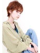 ラフィス ヘアーピュール 梅田茶屋町店(La fith hair pur)【La fith】無造作カール×ベリーショート