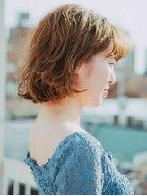 ロッソ ヘアアンドスパ 北千住店(Rosso Hair&SPA)ナチュラルショートボブ