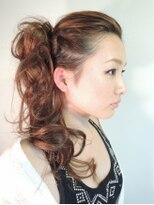 ネオヘアー 京成曳舟店(NEO Hair)パーティーアップ