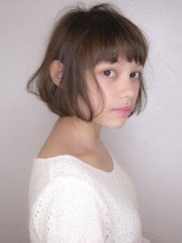 ビーチェ 小岩(Bice)の写真/《Bice★小岩》大人気のイルミナで雑誌で見たカラーを叶える!透明感溢れ肌まで綺麗に魅せる♪