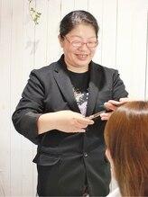 オール イン オール ヘアールーム(ALL IN ALL hair room)光永 千鶴