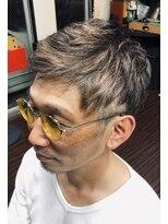 ラッドヘアー(Lad hair)ツーブロックスタイル