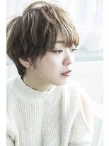 【miel hair bijoux】外国人風クリーミーベージュ☆