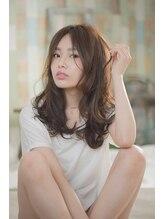 コンティニュー ヘア デザイン(CONTINUE hair design)☆デジキュアでふんわり・かわいい・キレイが思いどうりに!!