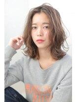 ジーナシンジュク(Zina SHINJYUKU)Zina☆3Dカラーで外国人風セミウエットロブ♪