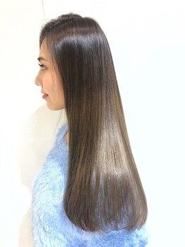 フォルテ ギンザ(FORTE GINZA)の写真/銀座トップクラス☆髪質改善トリートメント《プラチナシステム》一度は体験してもらいたい極上ケア【銀座】