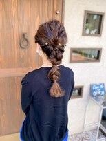 ヘアーメイク アフィーノ(hair make affino)hair arrange