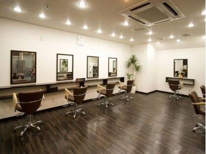 ヘアーサロン ウォーム(Hair Salon WARM)の写真