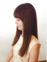 ファルコヘア 立川店(FALCO hair)秋色美人ストレート
