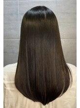 ナナナパレナ 梅田店(nanana parena)こだわりの縮毛矯正で髪質改善艶髪ストレート♪