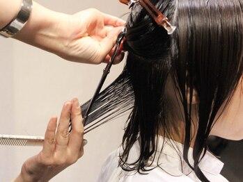 ククー(cou cou)の写真/特許取得技術【ステップボーンカット専門店】ならではのスタイルを貴女の髪で実感してみて下さい。