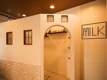 ミルク(MILK)の雰囲気(個室併設☆内装も隅々までこだわっています♪)