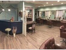 ヘアーサロン リノ(Hair Salon Lino)の雰囲気(7席でゆったりとした空間になっております。)