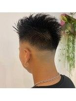 ネオヘアー 曳舟店(NEO Hair)スキンフェード(曳舟)