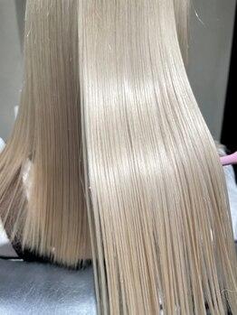 ニュートン(NEWTON)の写真/一人ひとりの髪質に合ったケアを♪本格導入『Aujuaトリートメント』であなたの髪のお悩みを解決に導く―。