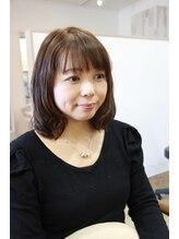 リリーレア ヘアーデザイン(LiLii Lea hair design)《LiLii Lea hair design》實川貴洋 ☆セミディスタイル☆
