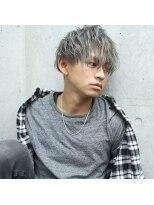 フェス カットアンドカラーズ(FESS cut&colors)【シルバーグレージュ×スマートマッシュ】『FESS 鶴丸』
