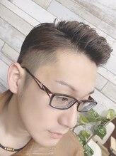 ヘアーショップ バロン(hair shop Baron)ダンディツーブロック