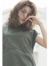 ヘアデザインコレット(hair design collet)☆ルーズウェーブボブ【hair design collet】03-6902-1672