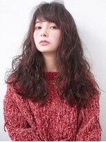ヘアー ピープル(Hair People)無造作フェアリーカール☆くせ毛風デジタルパーマで大人かわいい