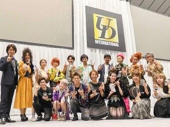 フォルテ ギンザ(FORTE GINZA)の写真/《受賞実績◎》メディアでも活躍しているStylistが在籍する実力派【髪質改善】&《ショートヘア》サロン♪