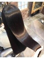 ミンクス 青山店(MINX)サラツヤスーパーロング 髪質改善 美髪 ツヤ髪