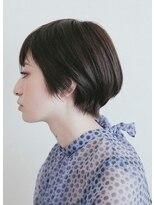 アンドコー(Andco)【Andco】30代大人女性におすすめ ひし形ボブ