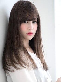 ヘアーラウンジ クローネ(hair lounge KRONE)の写真/浦和初導入♪「TOKIO de SINKA」取扱いサロン【TOKIO de SINKA縮毛矯正¥12600】業界初の特許技術で髪質改善