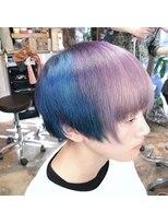 ロコマーケット 下北沢店(hair meke Deco.Tokyo)デザインセクションカラー