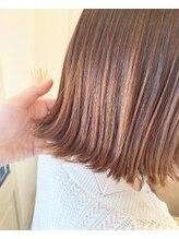 セルカ ヘアアンドリラックス(CERCA hair&relax)オレンジカラー