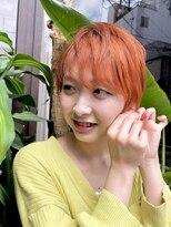 コレット ヘアー 大通(Colette hair)夏カラー×夏ショート
