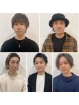 男性指名 ¥500