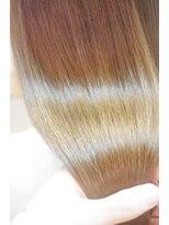ヘアメイク グラント(HAIR MAKE GRANT)髪質に合わせて調合☆毛髪内部補修プレミアムトリートメント