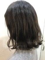 ヘアーアンドメイク ルシア 梅田茶屋町店(hair and make lucia)シアーグレージュ