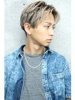 フェス カットアンドカラーズ(FESS cut&colors)【ハイトーンカラー×ジェントルマンスタイル】『FESS 鶴丸』