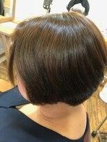 ヘアスペース ルーツ(Hair space Roots)縮毛矯正