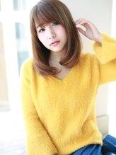 アグ ヘアー ピース 浜松高丘店(Agu hair peace)セット簡単☆ワンカールヘア