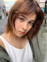 シーバイロンド(Sea by Lond)エアリーボブの美髪スタイル【MISA】新宿