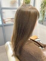 ティルヘアー(TiLL HAIR)ミントアッシュ 圧倒的柔らかさ 赤みゼロカラー