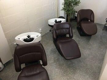 アルート モア(aroot more)の写真/オトナ女性の為の贅沢salon★プライベート空間で癒しのヘッドスパを体験!至福のひと時をお楽しみ下さい♪