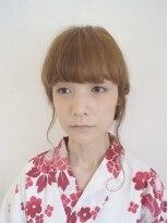 浴衣アレンジ 編み込み【ITSUKI】