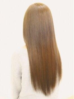 """ラフ(RAF)の写真/話題""""最高級TOKIOインカラミトリートメント""""取扱。毛髪強度回復140%☆傷んだ髪も美しく芯のある美髪へ♪"""